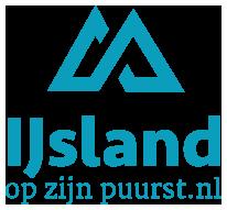 IJsland op zijn puurst logo