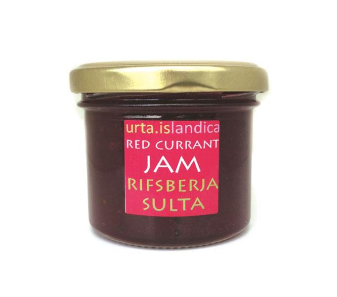 Rode bessenjam, 130 gram