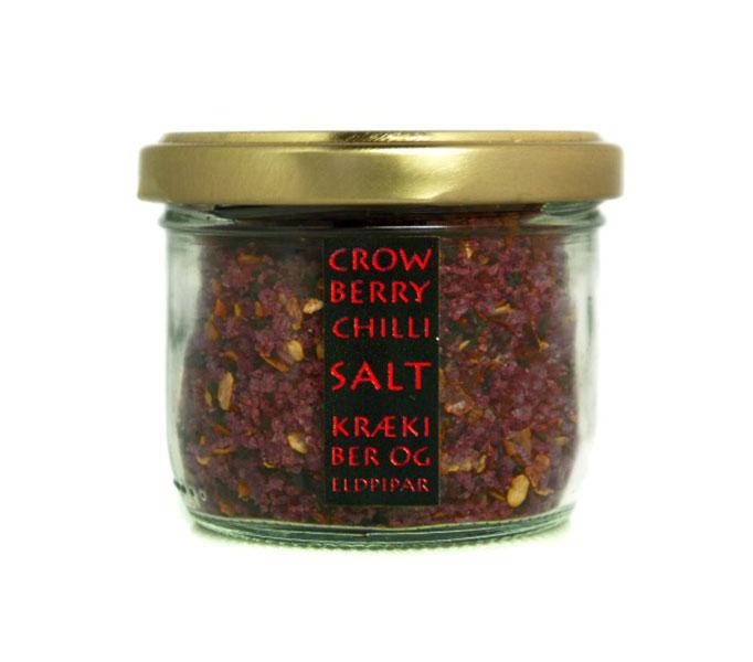 Cranberry-chilizout, potje 80 gram