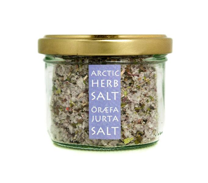 Arctische kruidenzout, potje 80 gram