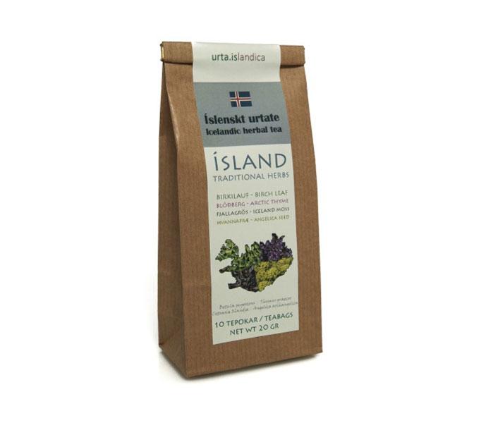 IJslandse thee