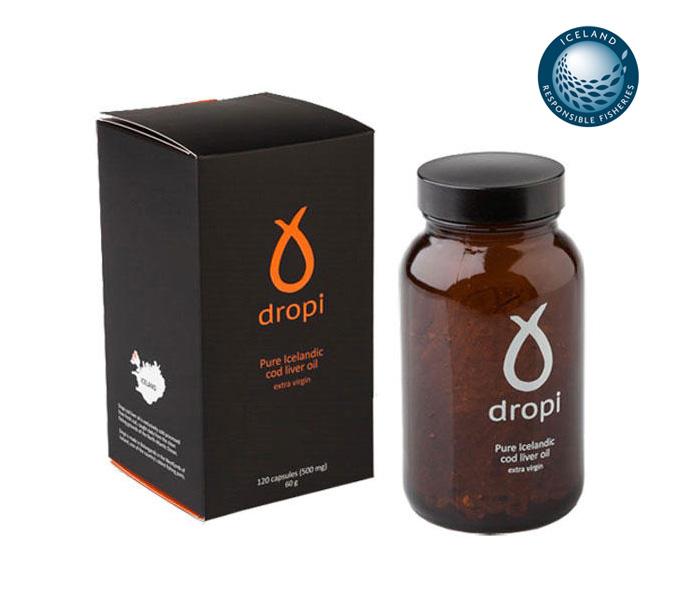 Levertraan capsules met Omega 3 60st