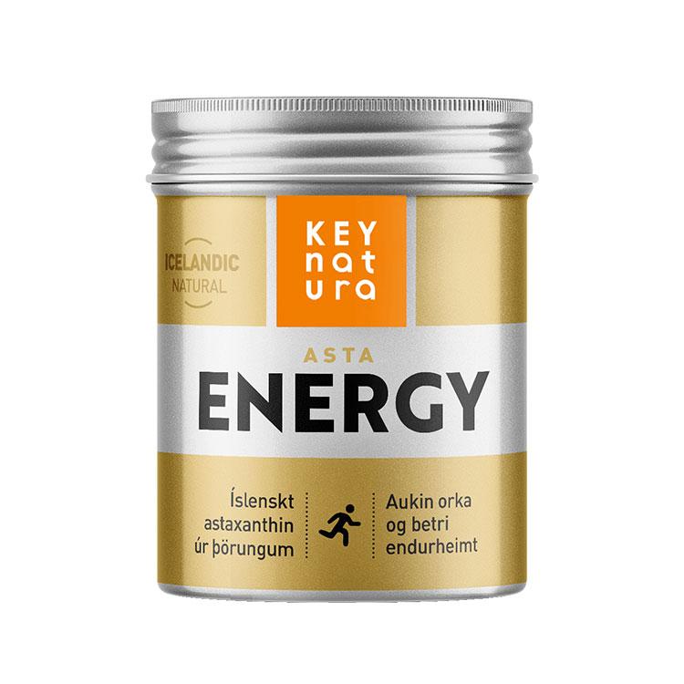 Astaxanthine voor meer energie