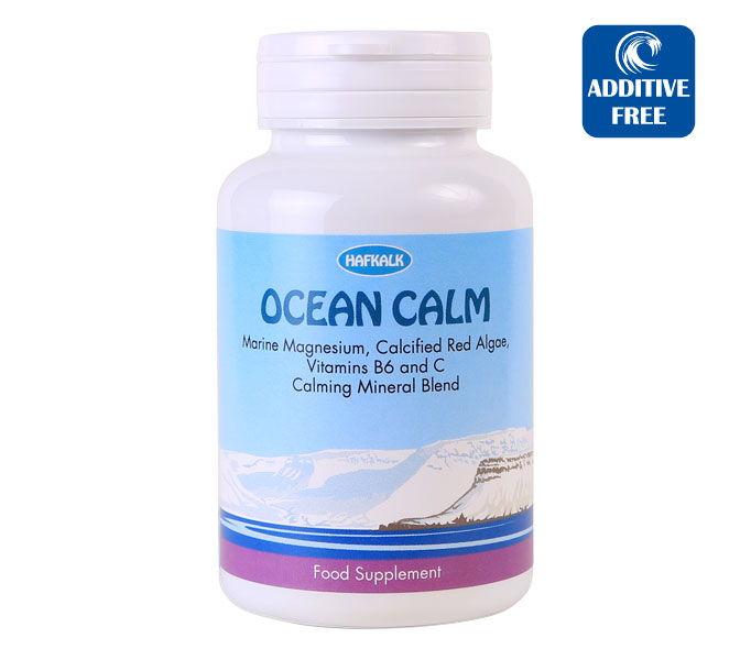 Ocean Calm voor vermindering van vermoeidheid