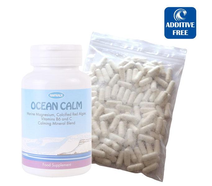 Navulverpakking Ocean Calm voor vermindering van vermoeidheid (120 st.)