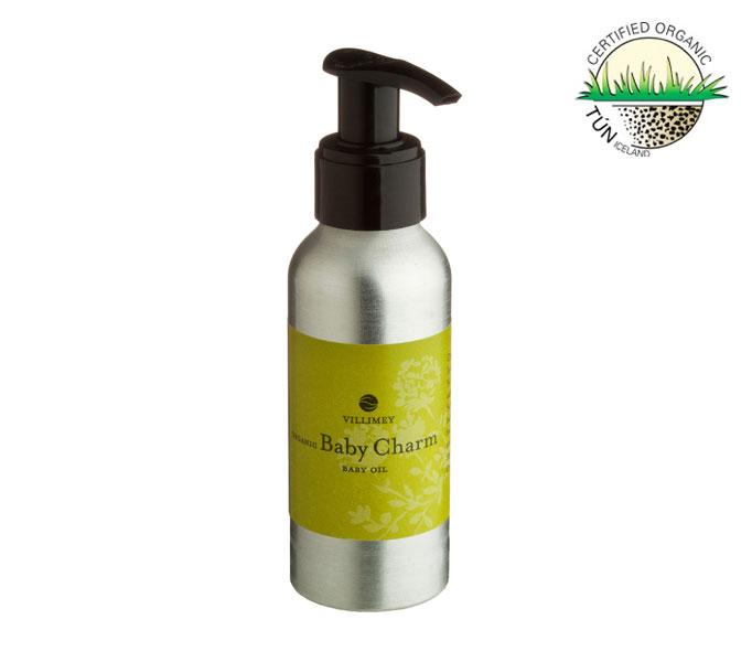 Baby massage olie voor de gevoelige huid