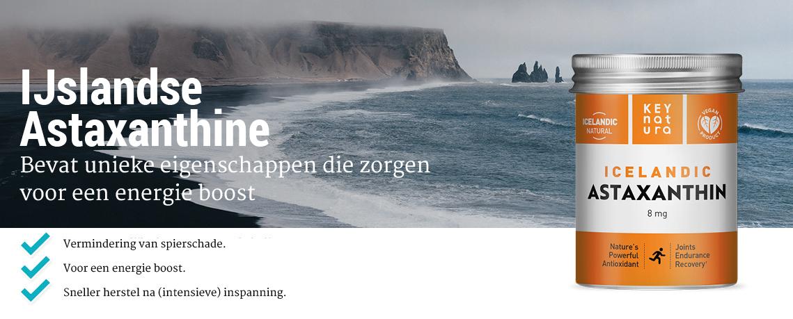 IJslandse Astaxanthine