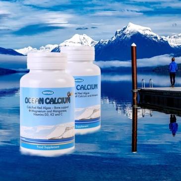 IJslandse Hafkalk Ocean producten zijn uniek