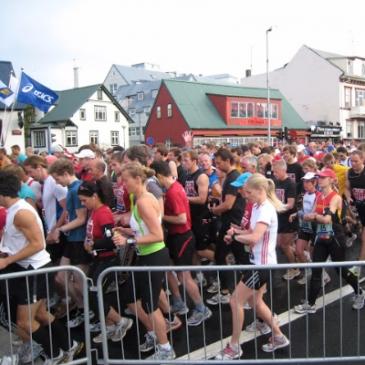 Marathon van Reykjavík